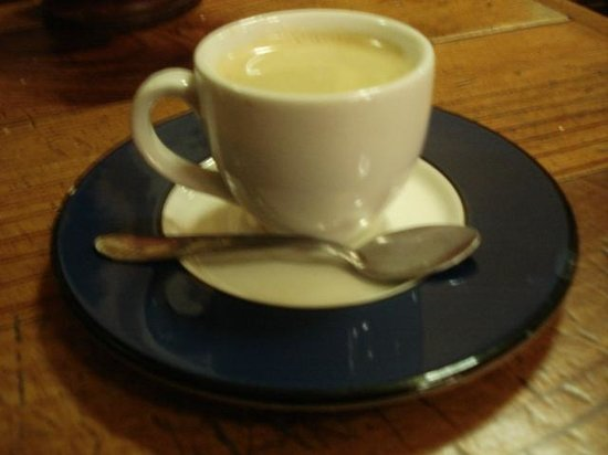 Jabali Rojo :                   muy buen cafe!