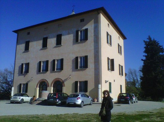 Relais Villa Grazianella - Fattoria del Cerro: il relais