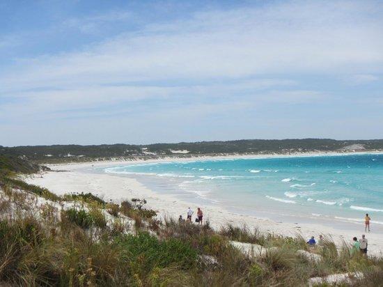 Twilight Bay:                                     View of Twilight beach
