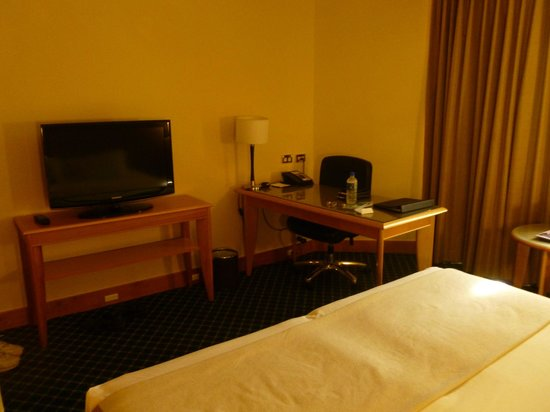 Stamford Plaza Auckland: room