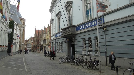 De Republiek: Street view