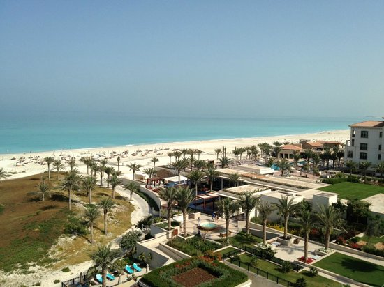 The St. Regis Saadiyat Island Resort:                   Ocean Suite