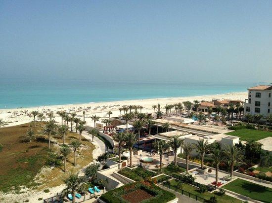 The St. Regis Saadiyat Island Resort, Abu Dhabi :                   Ocean Suite