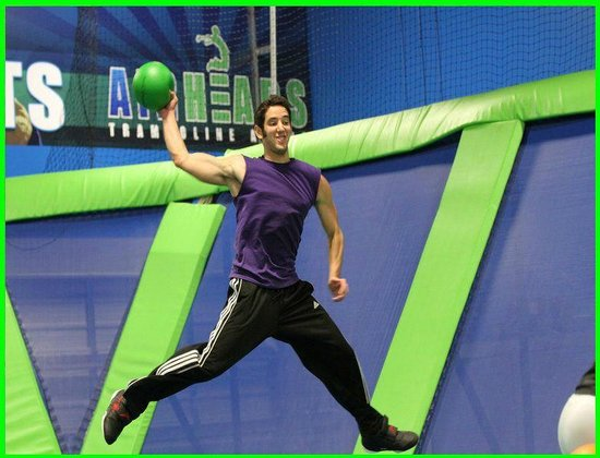 AirHeads Trampoline Arena: AIR Dodgeball & AirSports!