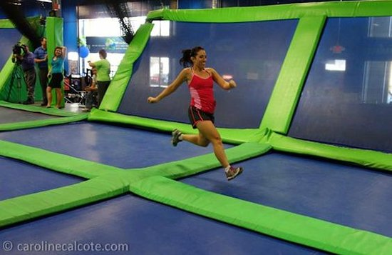 AirHeads Trampoline Arena: Fitness Classes for an Amazing Workout!