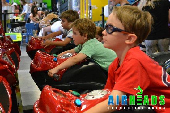 AirHeads Trampoline Arena: Arcade Games & Prizes!