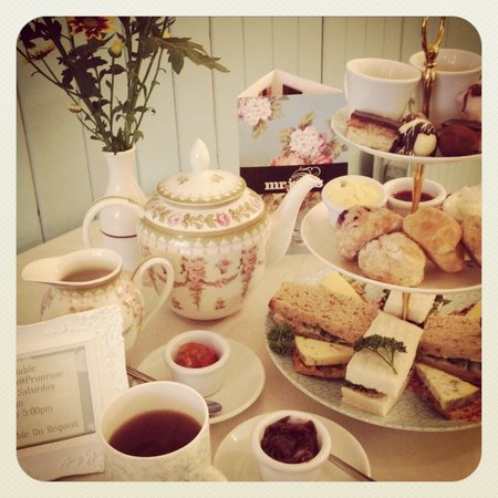 Primrose Cafe: Afternoon Tea at Primrose