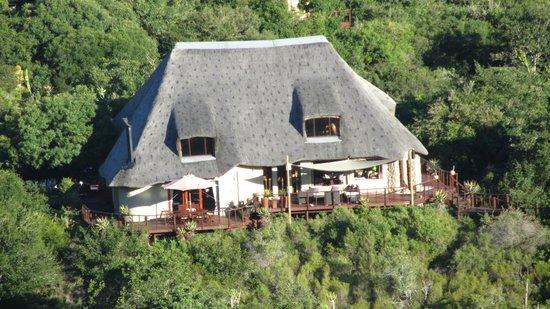 Sebumo Tude Nature's Lounge:                   Lodge