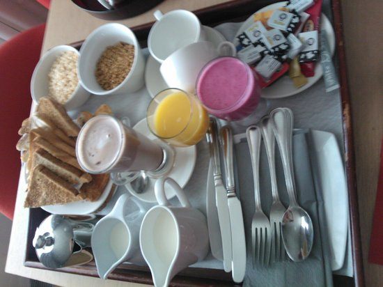 The d Hotel Drogheda: Breakfast