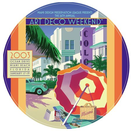 The Official Art Deco Gift Shop: Custom coasters that capture our Deco images and condensation!
