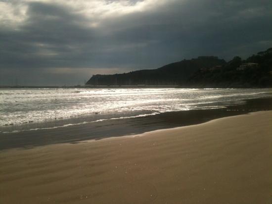 A Point Porto Ercole Resort & Spa:                   Spiaggia della Feniglia