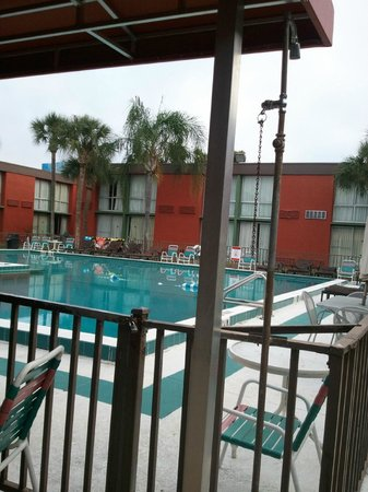Floridian Express:                   Pool
