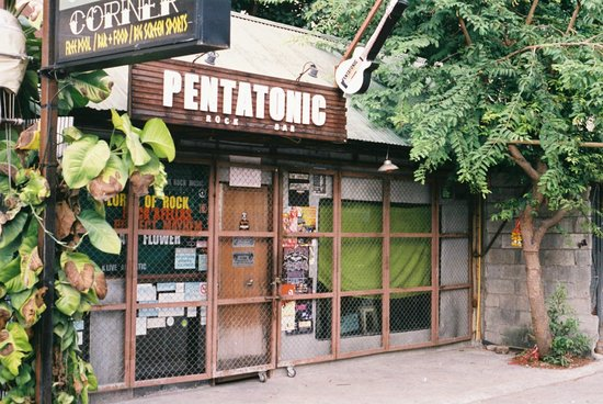 Pentatonic Rock Bar