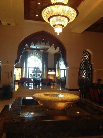 The Palace Downtown Dubai:                   Great hotel