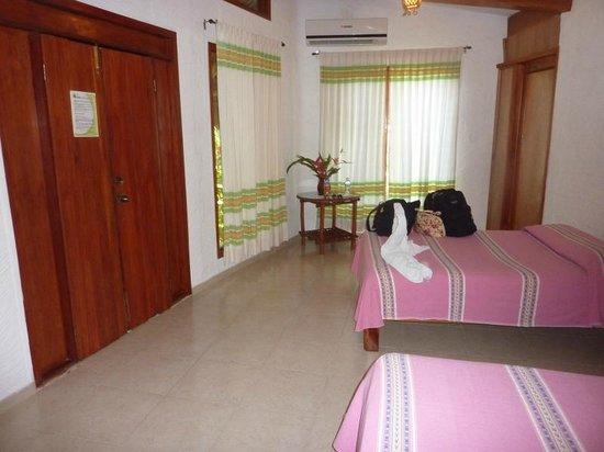 Hotel La Aldea del Halach Huinic: Room-- #1Double room