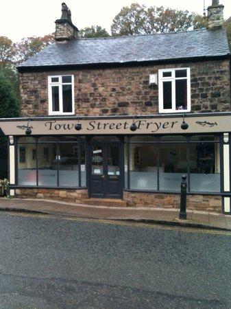 Town Street Fryer