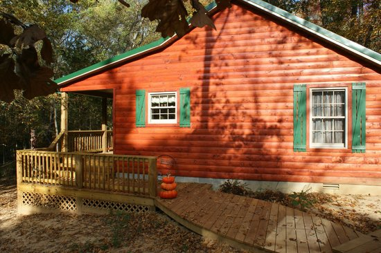 Cedar Rock Cabins: yes, another one of Skipper's Dream