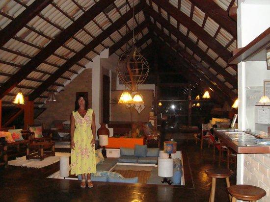 Hotel Pousada Arraial Candeia:                   Sala de relax
