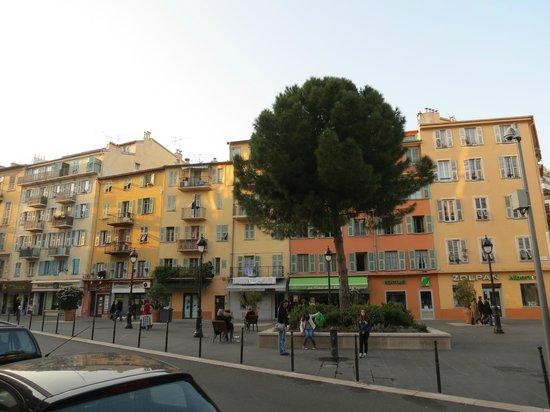 Hotel Ibis Nice Gare