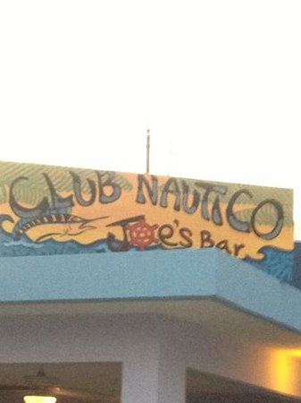 Joe's Bar Club Nautico