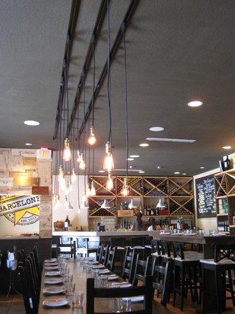 Barceloneta:                   Interior