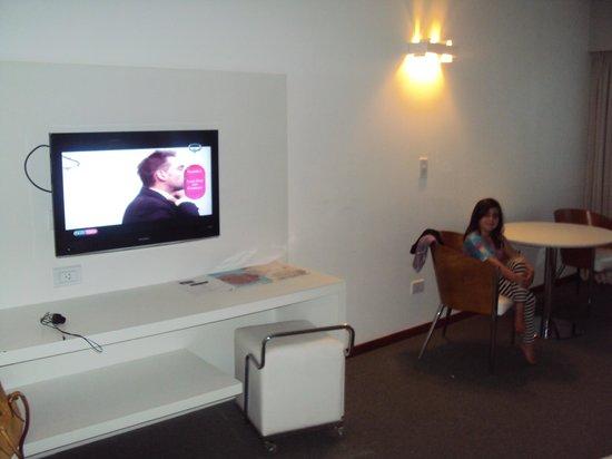 Monserrat Apart Hotel:                   La habitacion