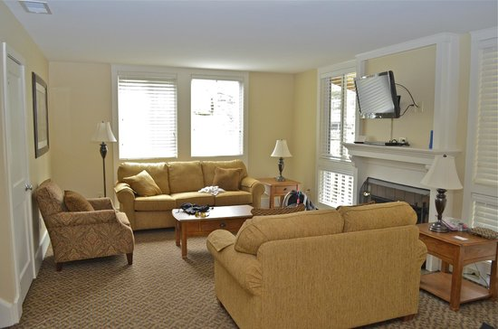 Wyndham Shawnee Village Resort: Living Room