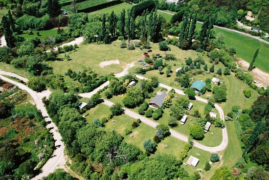 Old Macdonalds Farm and Holiday Park