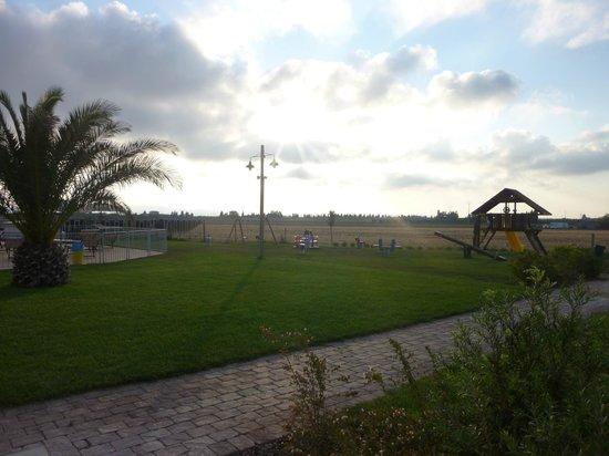 Salvapiano Holiday Ranch :                   terrain enfant