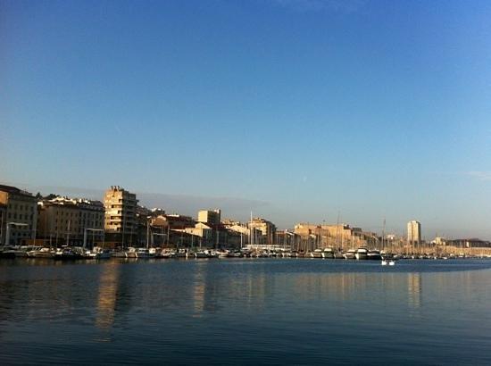 Hotel Carre Vieux Port Marseille: vieux port