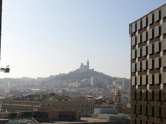 Hotel Carre Vieux Port Marseille: bonne mere