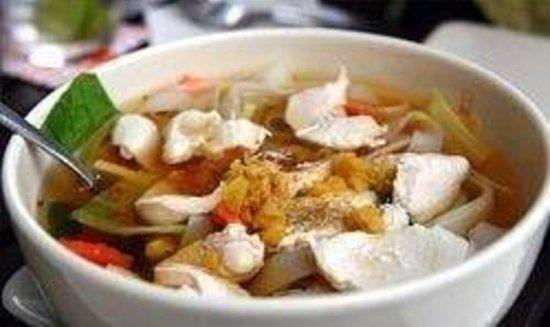 Pum Thai Restaurant:                                     noodle soup