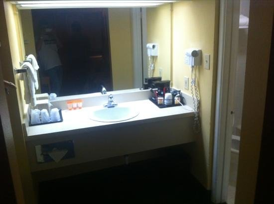 Days Inn San Antonio Alamo/riverwalk: bagno