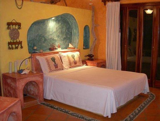 Villa Magnolia B&B: Los Pelicanos, bedroom