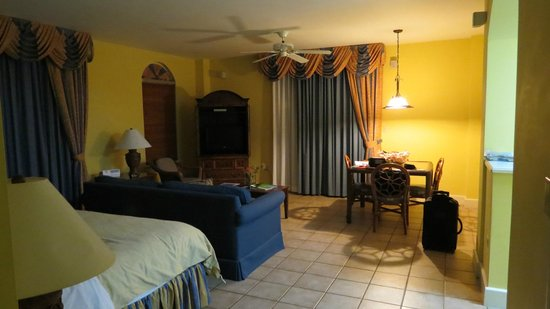Divi Village Golf and Beach Resort: Room