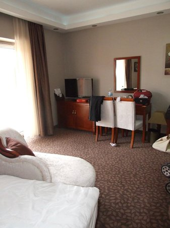 Colosseum Hotel Morahalom:                                     double room