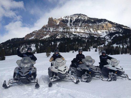 Photos Of Snowmobile Jackson Hole Snowmobile Tours Jackson Tripadvisor