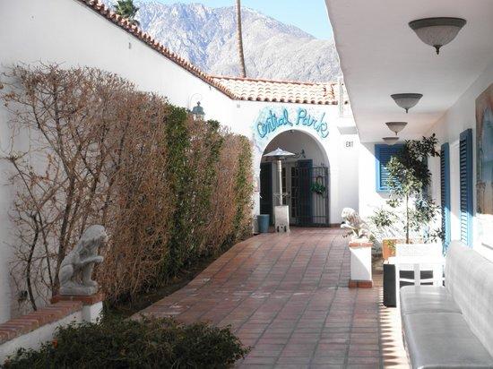Mediterraneo Resort : Restaurant attached to the hotel