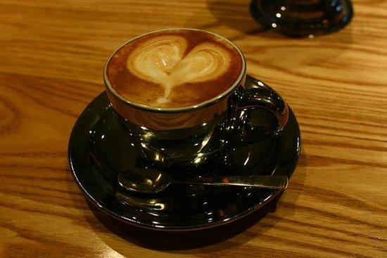 Omotesando Koffee: Espresso macchiato