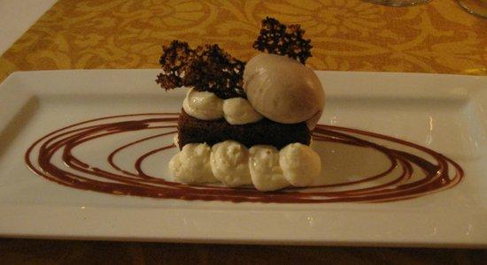 Hotel La Vila: eine Dessert-Variation