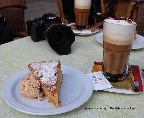 Hotel La Vila: zur Mandelblütenzeit den passenden Kuchen