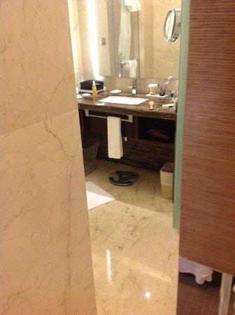 Hotel Nikko Xiamen :                                     salle de bains