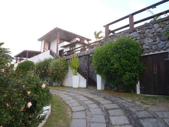 Buzios Arambare Hotel:                   Fachada