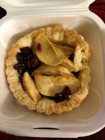 Pascal's Bistro:                   Demand the Apple Cranberry tart!