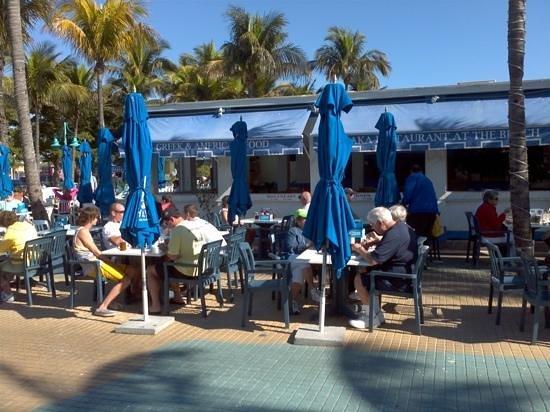 Greek Restaurant On Fort Myers Beach