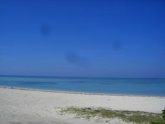 Kondoi Beach :                   コンドイビーチ