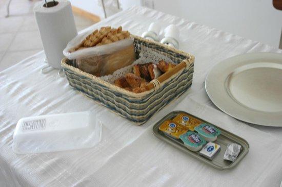 Die Elemente Posada Boutique:                                     desayuno excelente