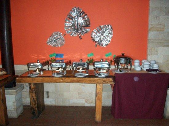 Beji Ubud Resort: Breakfast selection