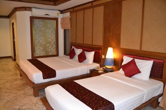 Railay Bay Resort & Spa: Zimmer 218