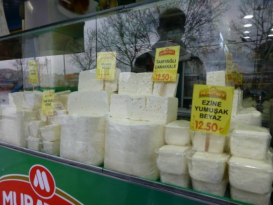 Culinary Backstreets -Tours:                   cheese
